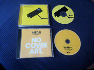 2CD Hard-Fi Stars On CCTV & Once Upon A Time CASH MACHINE Middle Eastern Holiday
