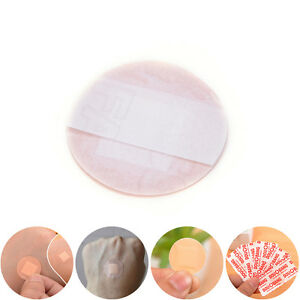 20x-Round-Waterproof-Breathable-Band-Aids-Adhesive-Bandages-Health-Care-RS