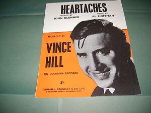 Vince-Hill-Heartaches-1966-UK-Sheet-Music