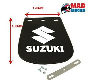 SUZUKI-LOGO-MOTORCYCLE-MUD-FLAP-SMALL-120mm-X-160mm