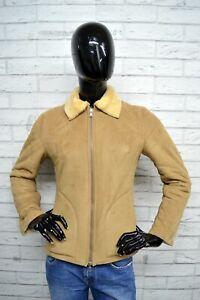 Giubbino-Donna-BENETTON-Taglia-Size-S-Giubbotto-Giacca-Jacket-Woman