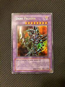 Yugioh Dark Paladin MFC-105 Unlimited Edition Ultra Rare Near Mint