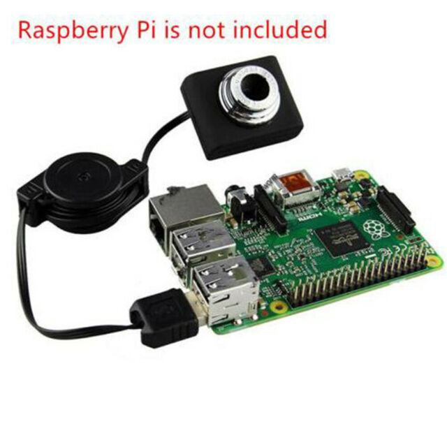 USB camera for raspberry Pi 2 model B/B+/A+ not require drivers
