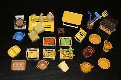 Competent Playmobil Gemüse Obst Wurst Obst Alles Für Den Markt Bauernhof Supermarkt #510