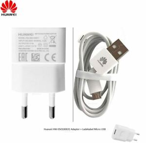 Huawei-Ascend-G620s-Mate-G8-G9-Mini-Y520-Y600-Ladegeraet-USB-Ladekabel-Datenkabel