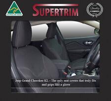 Front Amp Rear Seat Covers Fit Jeep Cherokee Waterproof Premium Neoprene