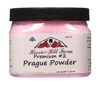 Hoosier Hill Farm Prague Powder No.2 (2) Pink Curing Salt 1 Lb. Free Shipping