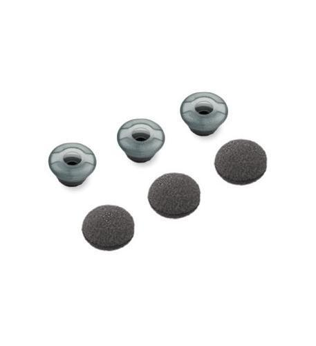 Plantronics 3 Pack Small Eartips For Voyager Headset 81292-01