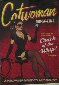 Batman-Catwoman-Magazine-Poster-Laminated-Available-91cm-x-61cm-Brand-New