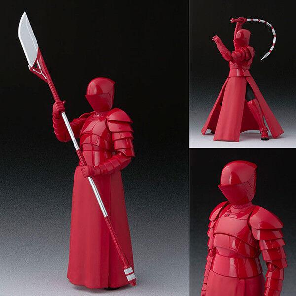 S.H.Figuarts Elite Praetorian Guard with Heavy Blade Stern Wars The Last Jedi