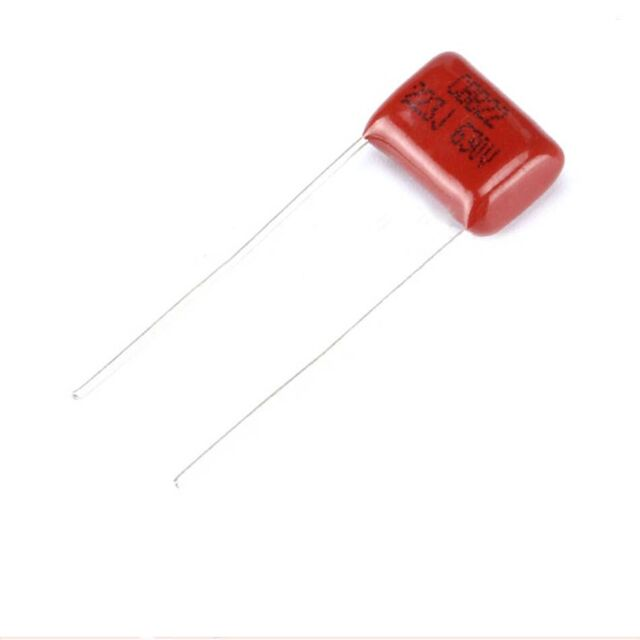 B32560-J3223-J 0.022 Μf 22nF 250V Metallized Polyester Film Capacitor Condensor