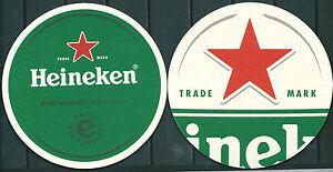 HEINEKEN-BEER-BEERMAT-COASTER-FROM-U-K-RARE-NEW-UNUSED