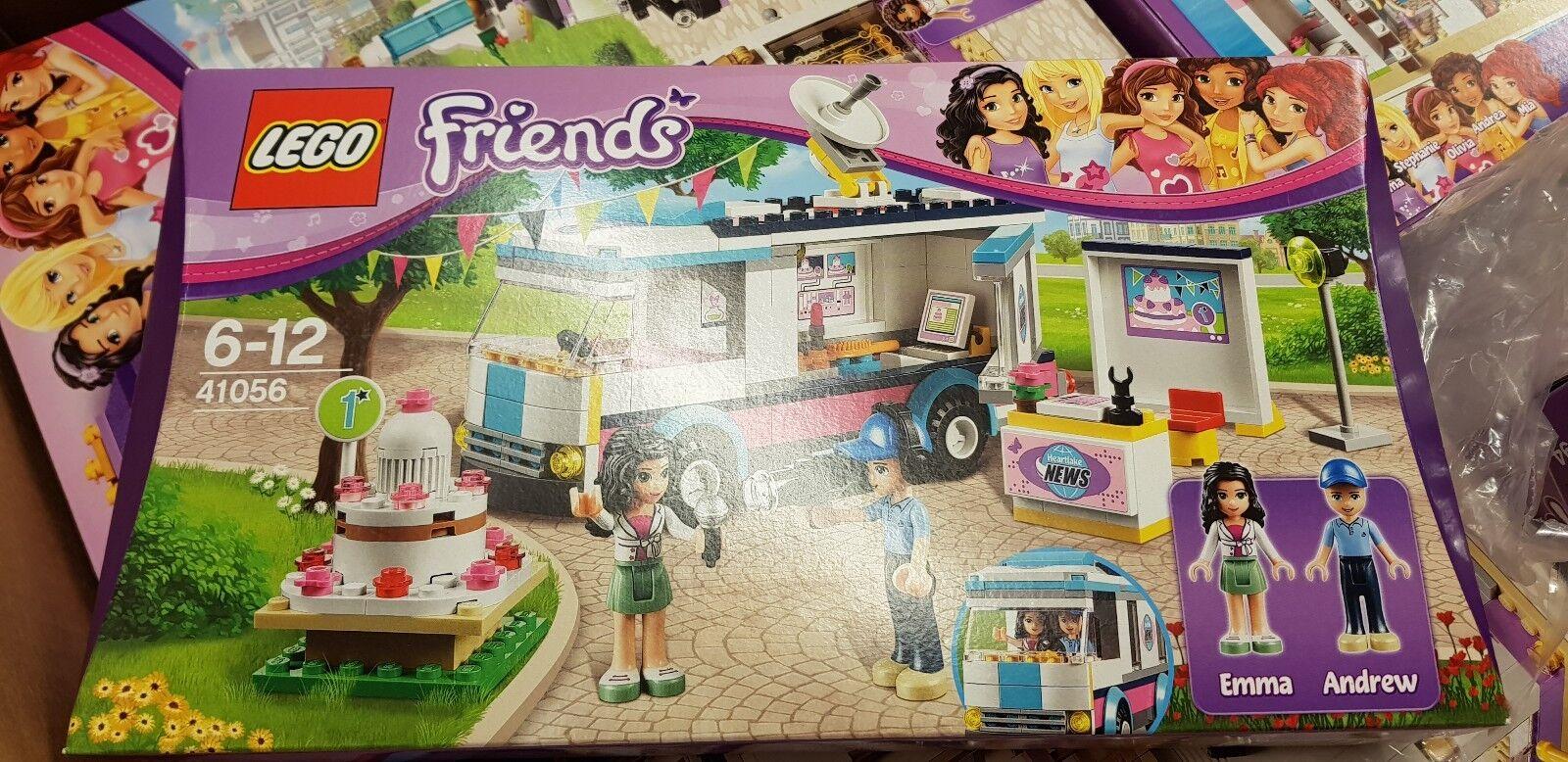 LEGO Friends Heartlake News Van (41056)