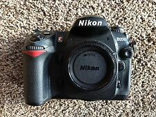 Nikon D D200 10.2MP Digital SLR Camera - Black (Body Only) Accessories Excellent