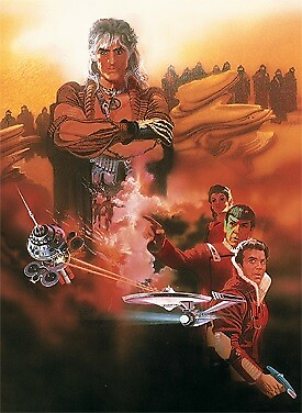 Star Trek II: The Wrath of Khan Disc 1, instruktør Nicholas…