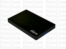 "CnMemory 6,35cm 2,5"" Core USB 3.0 bestückt mit 250 GB S-ATA Festplatte #22332"
