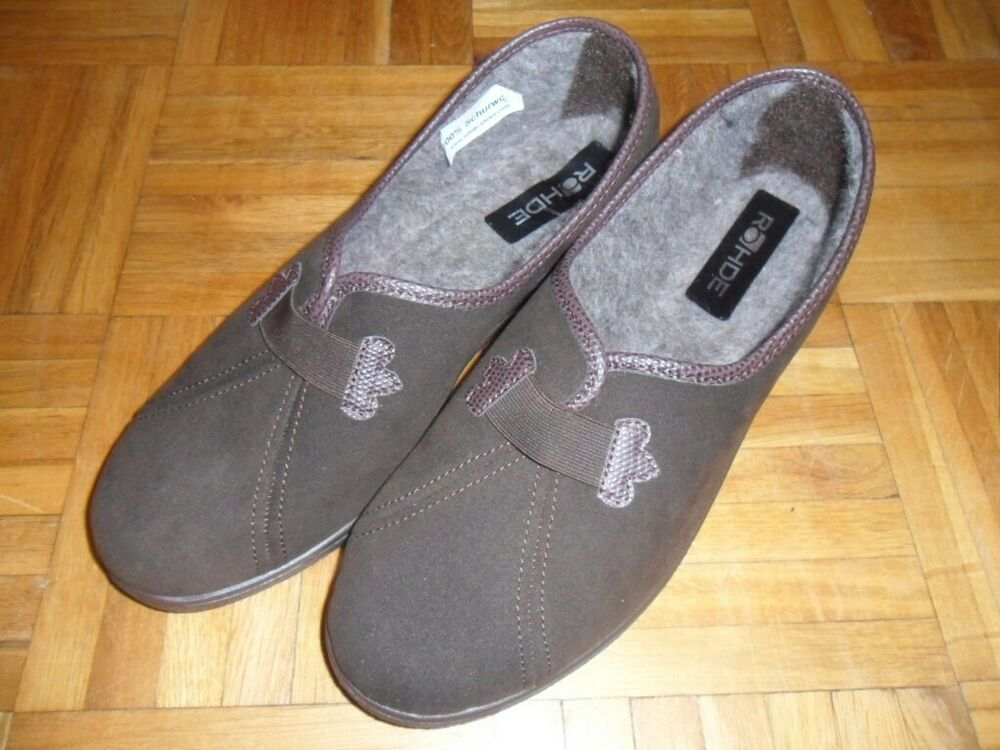 Chaussures femmes by Flyflot Ballerine Pantoufles-cuir amovible Pour Semelle Intérieure-Gris