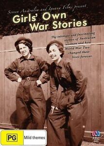 Girls-039-Own-War-Stories-DVD-War-Documentary-FREE-POST