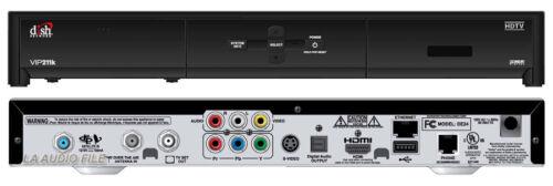 DISH 211K VIP RECEIVER 211 HD SATELLITE RECEIVER SINGLE TUNER NEW VIP211K VIP211
