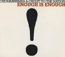 Chumbawamba Enough is enough (& Credit to the Nation) [Maxi-CD]