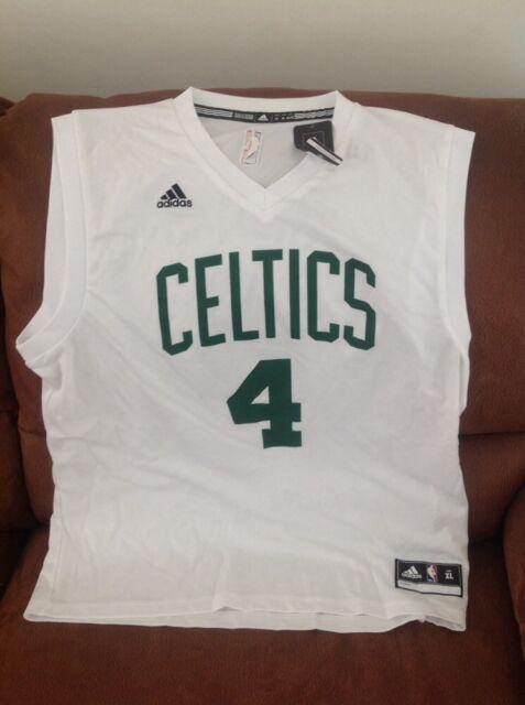 brand new 4de55 ef17e adidas NBA Boston Celtics Isaiah Thomas # 4 Men's Jersey