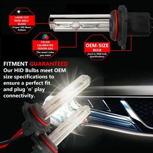 Xentec HID Conversion Kit Xenon Lights for Chevrolet Chevy Tahoe 1995-2014