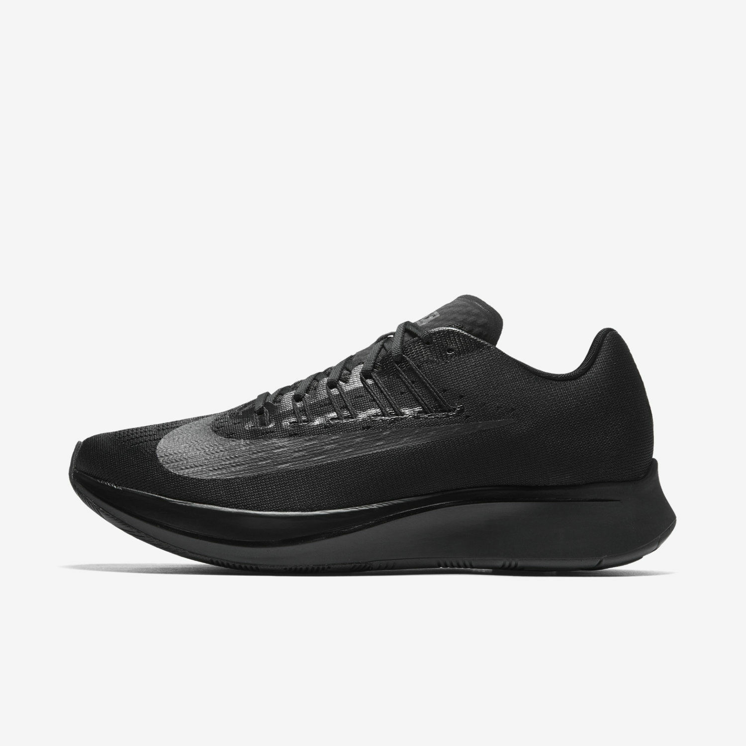 Nike Zoom Fly 880848-003 Triple 11.5 Black Anthracite Mens Size 11.5 Triple Rare! MSRP 150! 483b8d