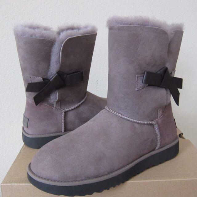 0b7694b50b6 UGG Classic Knot Short Boots Shearling Boots $210