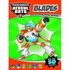 Rescue Bots Blades Press Out and Play by Autumn Publishing Ltd (Paperback, 2014)