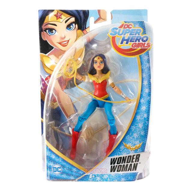 "Mattel DC Super Hero Girls Wonder Woman 6"" Inch Action Figure"