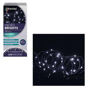 Navidad-50-Micro-Brillo-Bateria-Temporizador-Luces-Led-Interior-Exterior