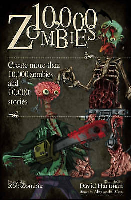 1 of 1 - 10,000 Zombies,Alexander Cox,New Book mon0000091171