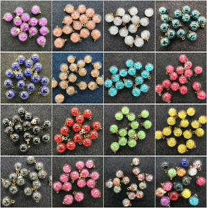 NEW-10PCS-16MM-Mini-Glass-Bottles-with-Beads-Pendant-Ornaments-Jewelry-Making