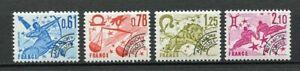 France 1978 MNH Preoblitere 4v Zodiac 23165