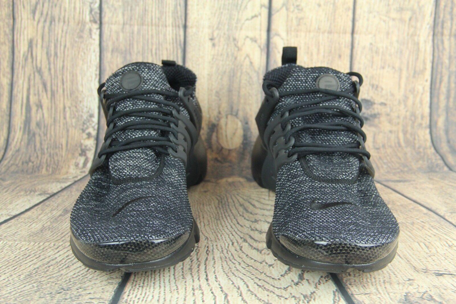 uk availability 4d6ea f708f ... uk nike air presto ultra br black breathe shoes triple black br out  898020 001 sz