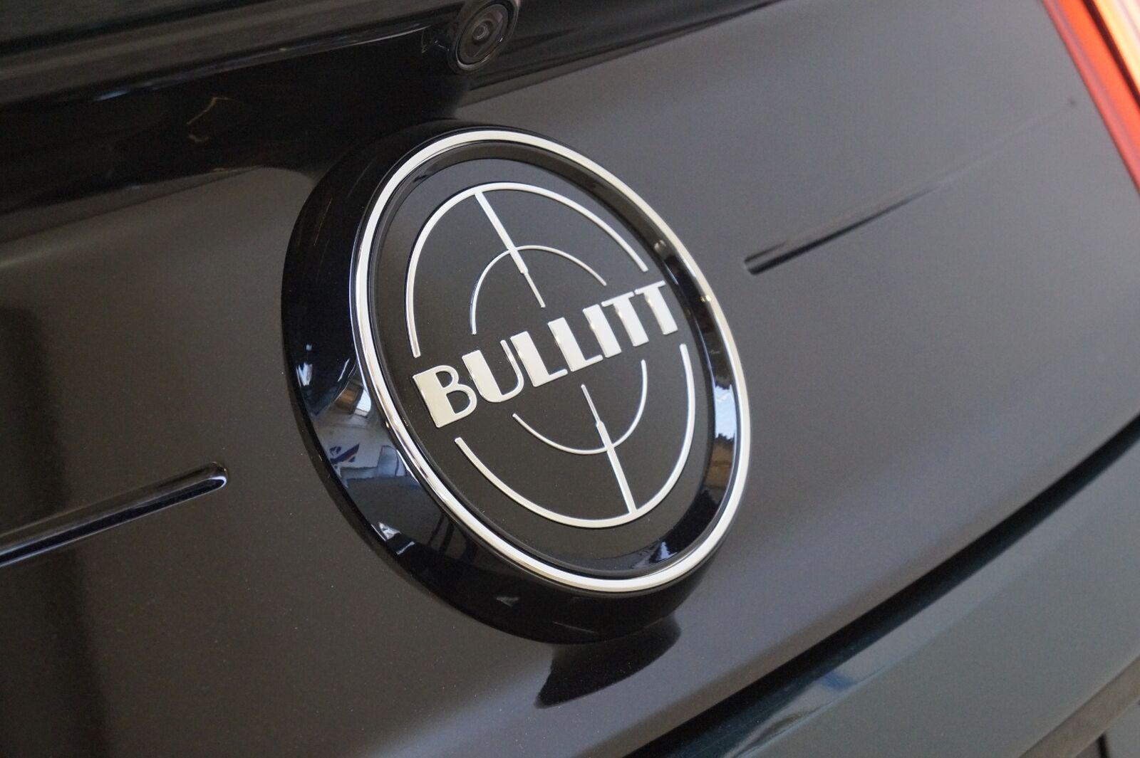 Ford Mustang 5,0 V8 GT Fastback Bullitt - billede 4