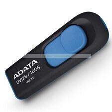 Adata Blue USB 16GB 16G UV128 USB3.0 Flash Drive New Lifetime Warranty