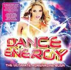 Dance Energy: The Ultimate Adrenaline Rush by Various Artists (CD, Feb-2007, 2 Discs, Ministry of Sound)