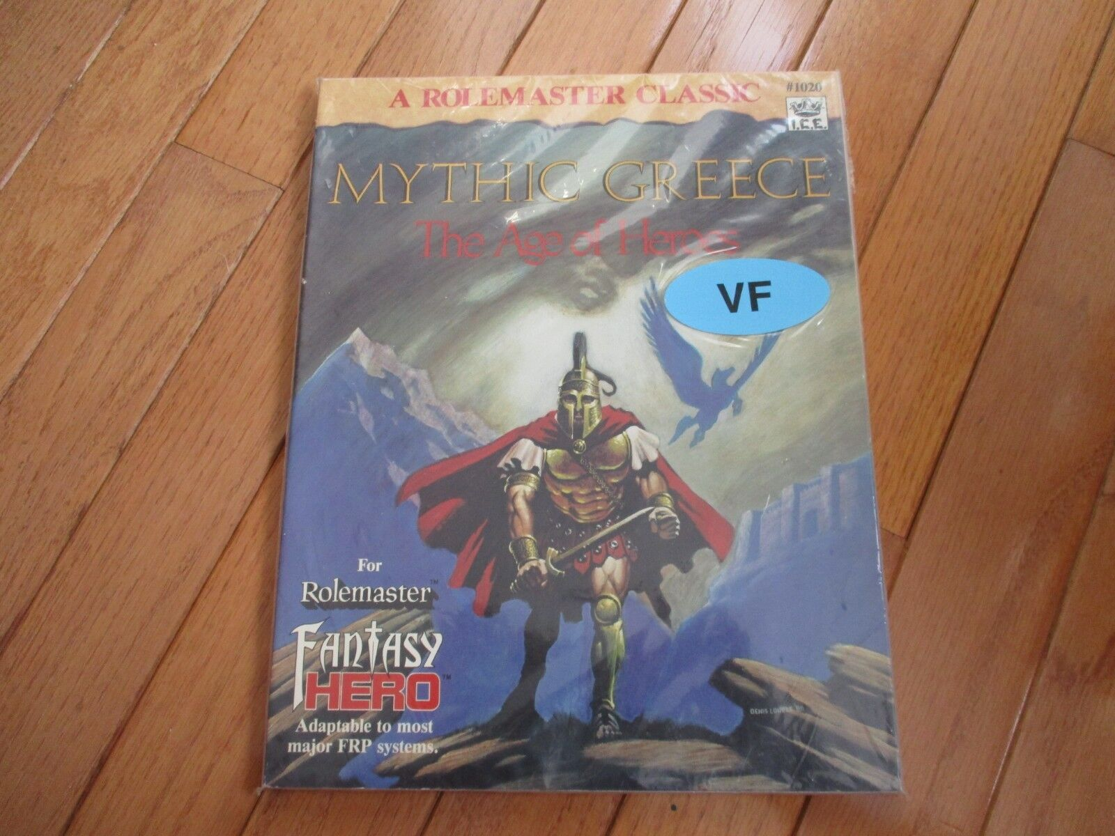 Rolemaster Mythic Greece The Age of Heroes I.C.E.1020