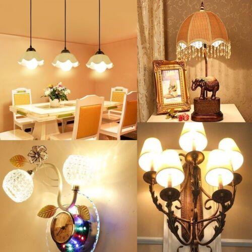 LED Mais Lampadine E27 B22 E14 E12 5730 SMD Bianco Lampade Risparmio Energetico