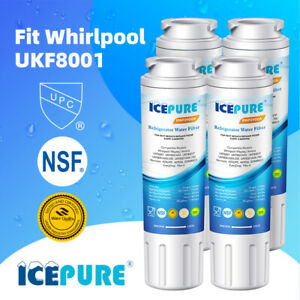 4-PACK-IcePure-UKF8001-RFC0900A-UKF8001P-4396395-Comparable-Water-Filter