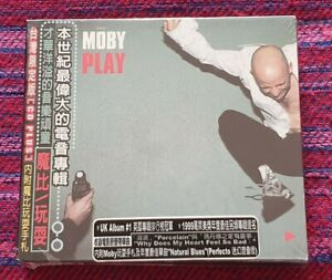 Moby-Play-Taiwan-Prese-Cd