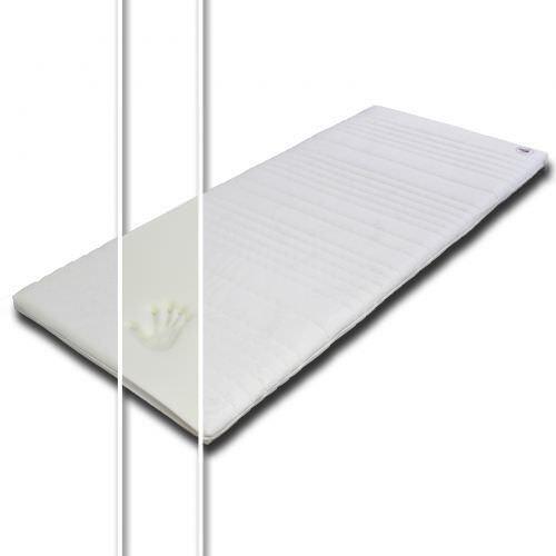 Viscoauflage Anti-Dekubitus Matratzenauflage  CELSIUS®  Sondermaß