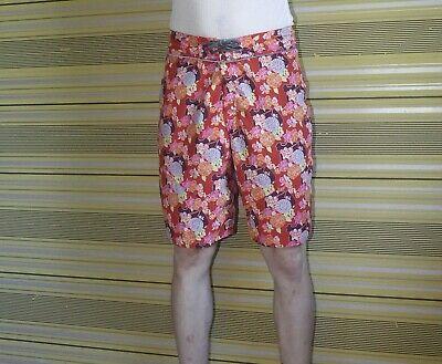 2 Ndsky Reversibile Men's Swim Shorts Fiore Motivo Grafico Con Pettine Taglia Media-mostra Il Titolo Originale Prodotti Di Qualità In Base Alla Qualità