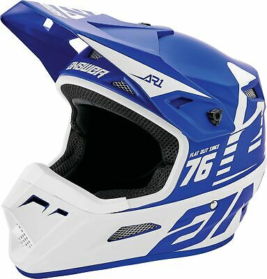 Red//Reflex// AR1 Replacement Parts Visor Off-Road Motorcycle Helmet Accessories