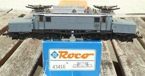 Roco 43416 Locomotive E 94 003 Crocodile DRG Epoch 2, 2.WK. Field Good Boxed