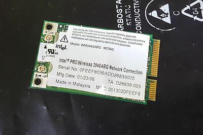 Creativo Wlan Wifi Scheda Di Rete Pc193 Wm3945abg Intel Da Notebook Dell Latitude D600- Crease-Resistenza
