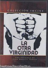 La Otra Virginidad DVD NEW De Juan MANUEL Torres - Coleccion IMCINE SEALED