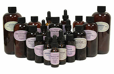Lemongrass Essential Oil Pure & Organic You Pick Size Free Shipping