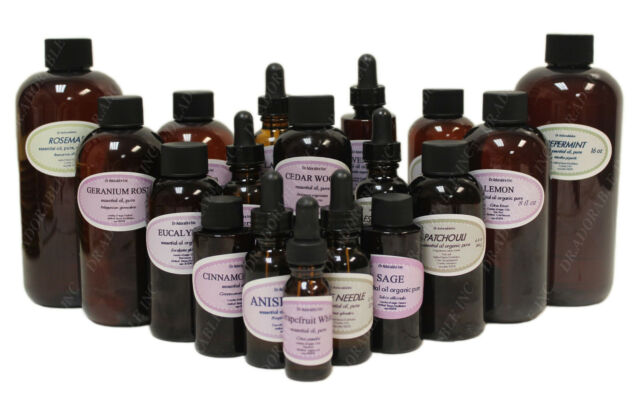 Fennel Essential Oil Pure & Organic You Pick Size Free Shipping